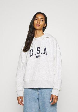 USA - Sweatshirt - light heather grey