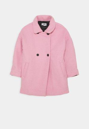 Classic coat - pink