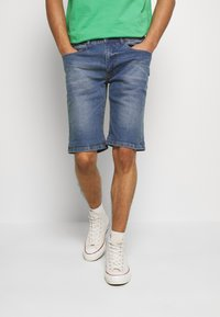 Redefined Rebel - COPENHAGEN  - Jeans Shorts - dream blue - 0