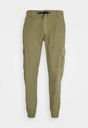 DPSURVIVE - Cargo trousers - green