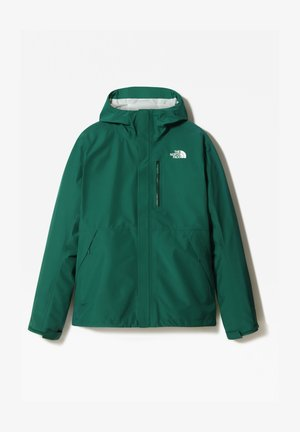 M DRYZZLE FUTURELIGHT JACKET - Giacca hard shell - evergreen