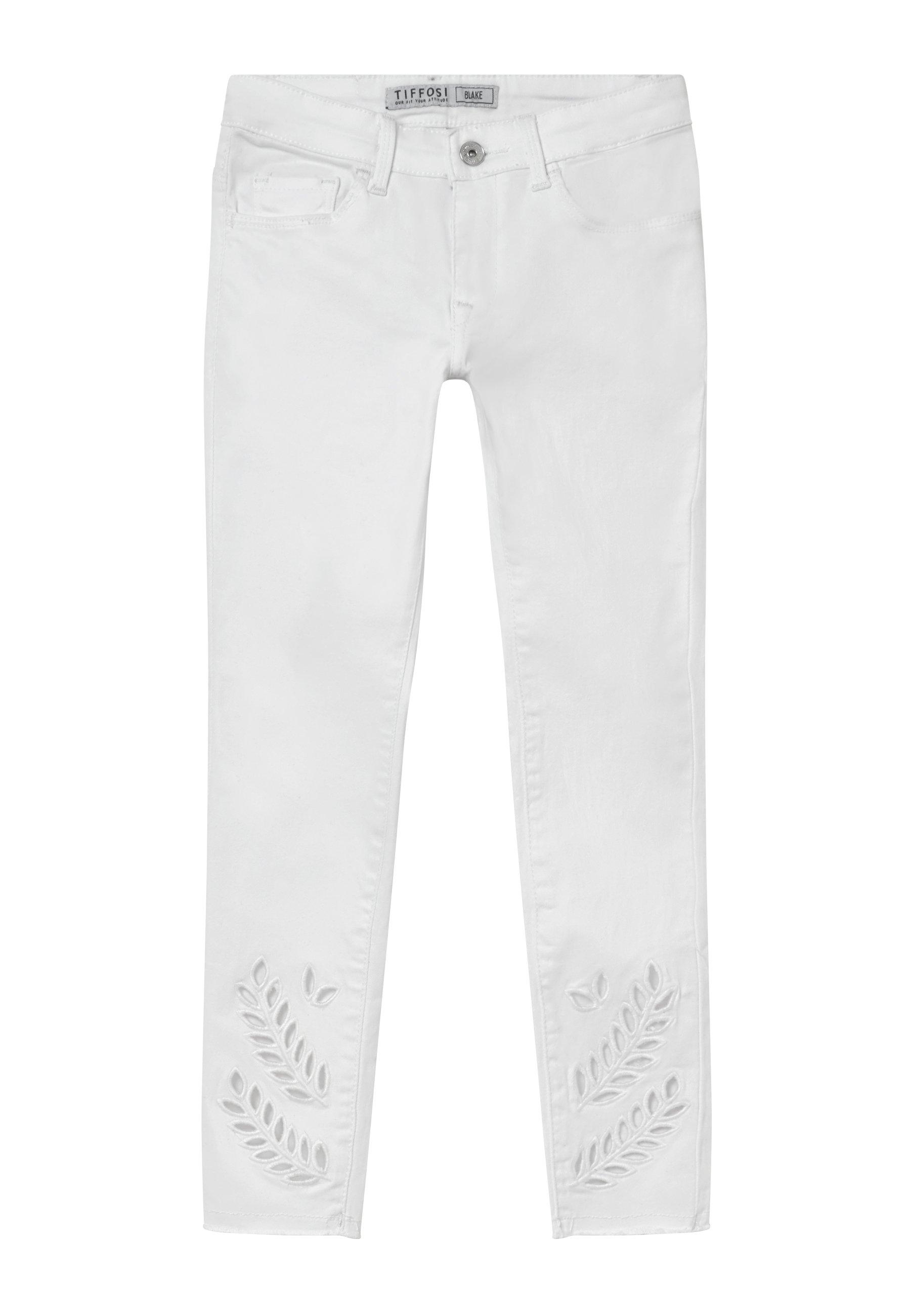 Tiffosi Blake - Jeans Skinny Fit White