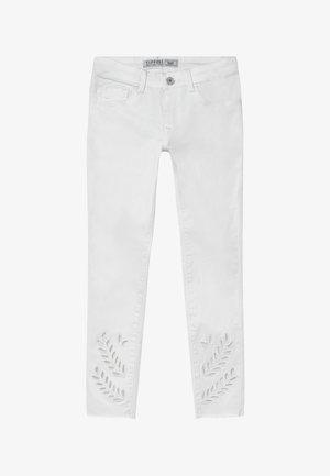 BLAKE - Skinny džíny - white