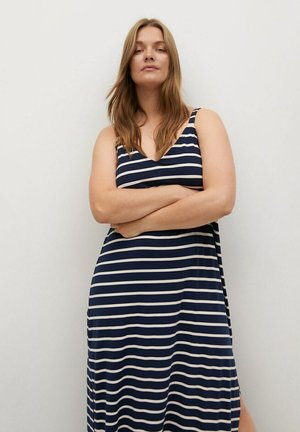 GUAY - Maxi dress - dunkles marineblau