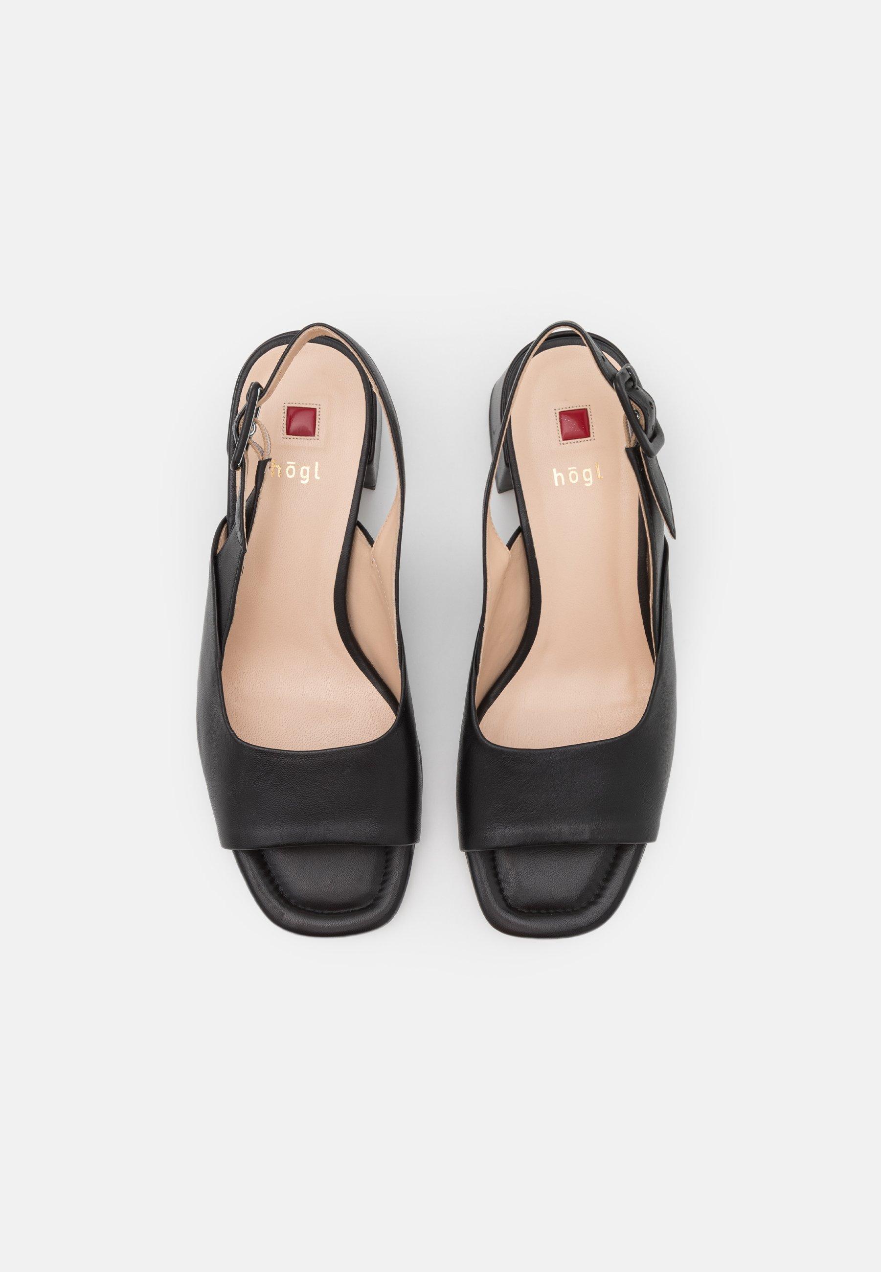 Women LUISA - Sandals - schwarz