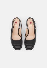 Högl - LUISA - Sandals - schwarz - 5