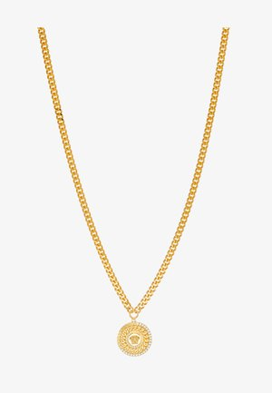 Naszyjnik - gold-coloured