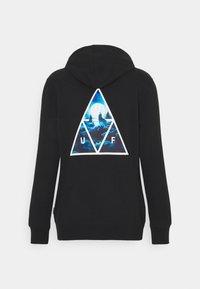 HUF - LUPUS NOCTEM HOODIE - Sweatshirt - black - 1