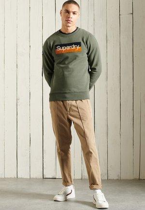 Sweatshirt - four leaf clover