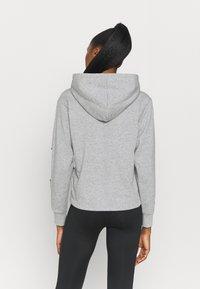 Champion - HOODED - Sweatshirt - oxi grey melange - 2