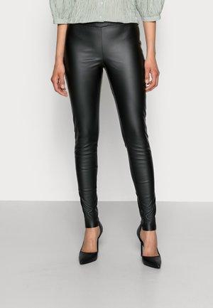 AVA - Leggings - Trousers - black