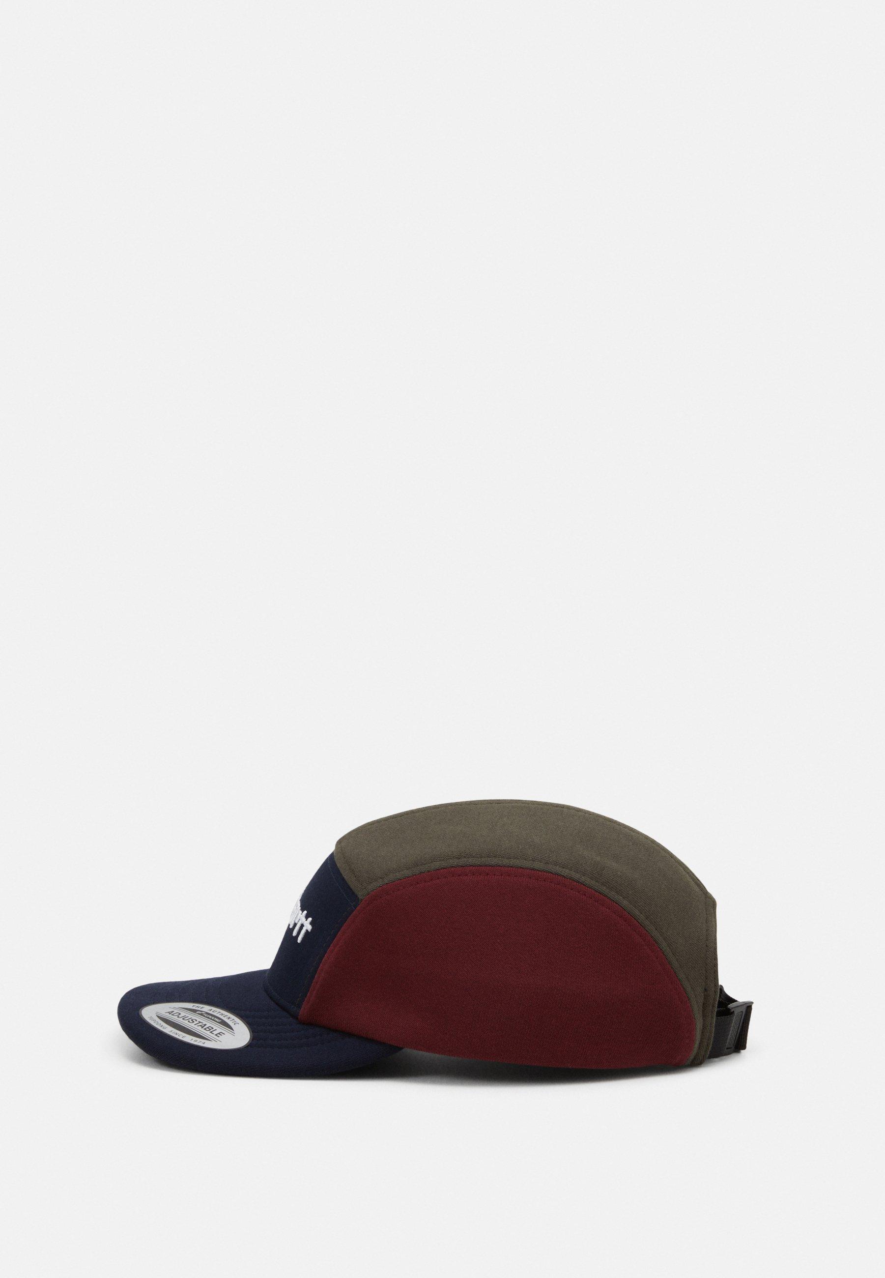 Carhartt Wip Tricol - Cap Dark Navy/cypress/bordeaux/dunkelblau