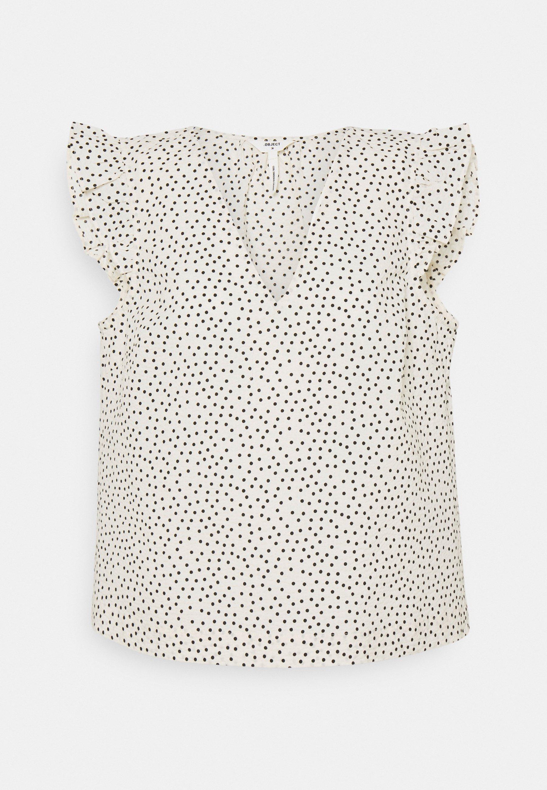 Women OBJNOUR - Print T-shirt
