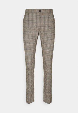 Chino kalhoty - brown