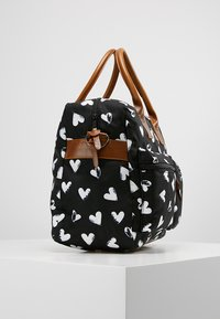 Kidzroom - DIAPERBAG - Torba do przewijania - black - 3