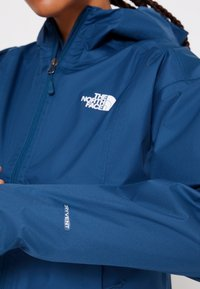 The North Face - CROPPED QUEST JACKET  - Hardshell jacket - monterey blue - 8