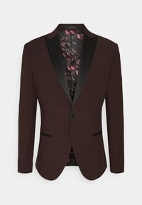 Isaac Dewhirst - THE TUX - Kostym - bordeaux - 16