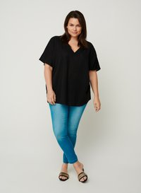 Zizzi - Blouse - black - 1