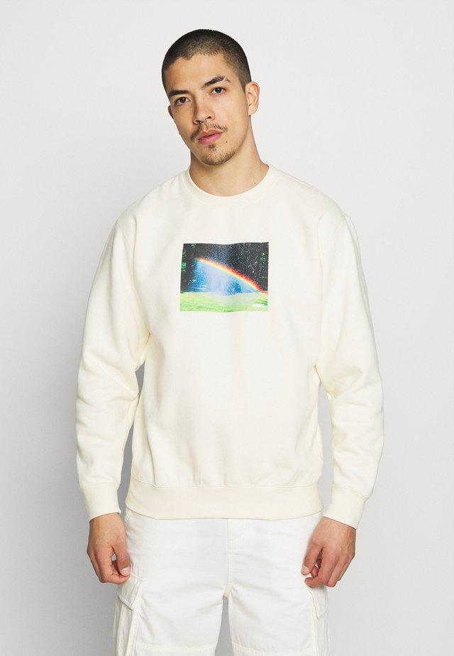 RAINBOW - Sweatshirt - sago