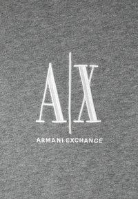 Armani Exchange - Zip-up sweatshirt - grey - 2