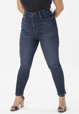 SKINNY  - Jeans Skinny Fit - blau