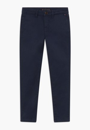 ESSENTIAL SKINNY  FLEX - Chinos - blue