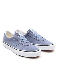 Vans - UA VANS SPORT - Sneakers basse - tempest blue/true white - 6