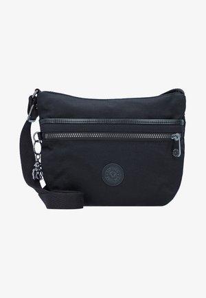 BASIC ELEVATED ARTO  - Across body bag - rich black