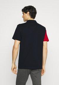 Lacoste - Poloshirt - marine/naturel clair/rouge - 2
