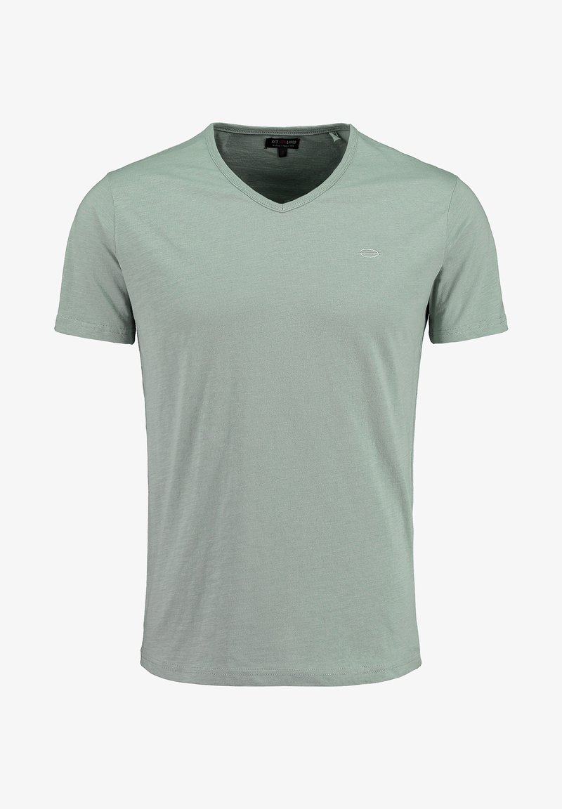 Key Largo - SUGAR  - Basic T-shirt - faded moss