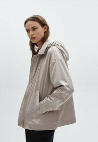 Massimo Dutti - Outdoor jacket - beige - 3