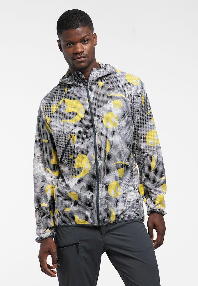 Haglöfs - L.I.M SHIELD COMP KURBITS HOOD - Light jacket - kurbits