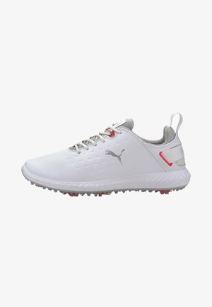 BLAZE PRO IGNITE - Golf shoes - white-high rise