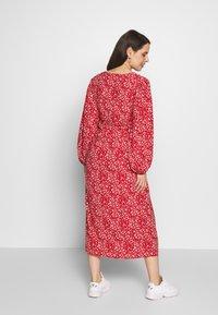 Glamorous Bloom - DRESS - Denní šaty - red - 2