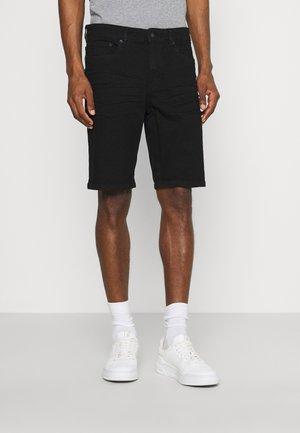 RYDER  - Denim shorts - black denim
