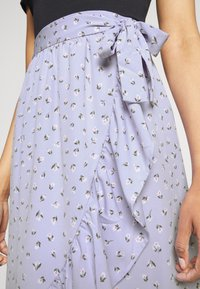 Monki - MARY LOU SKIRT - A-line skirt - lightpurple - 4