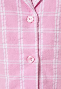 Monki - MAJA DRESS - Shirt dress - pink check - 2