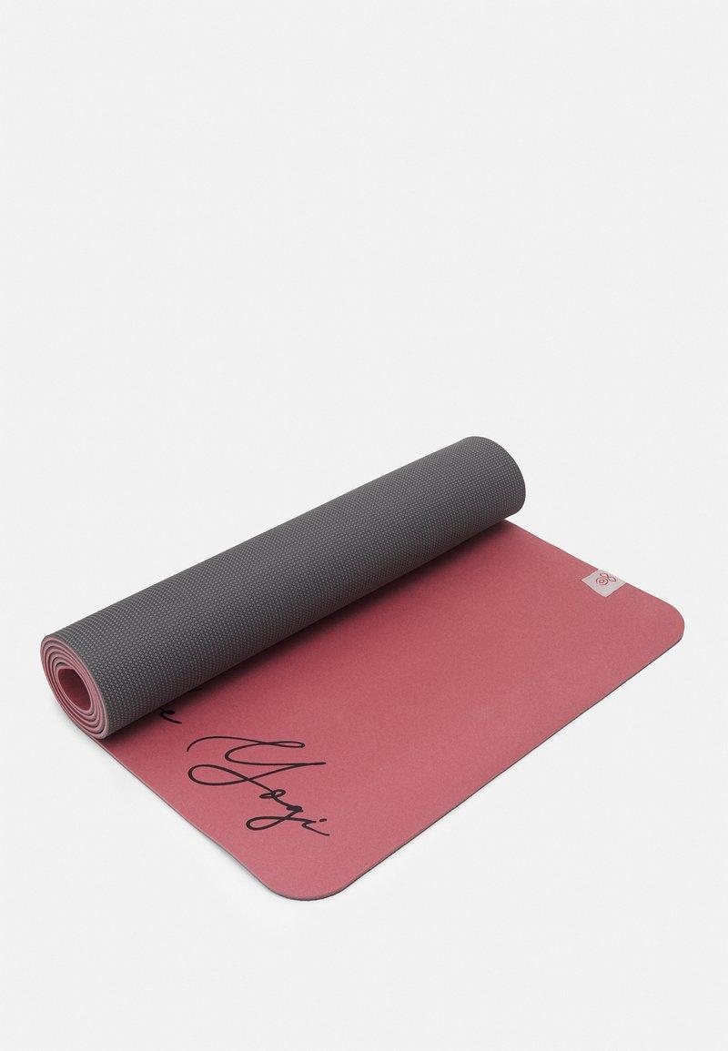 Yogasearcher - COMFORT YOGA MAT 5MM - Fitness/yoga - blush