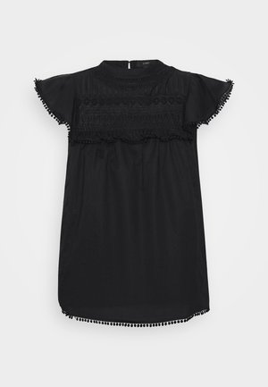 PATRICIA - Blouse - black