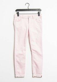 edc by Esprit - Straight leg jeans - pink - 0