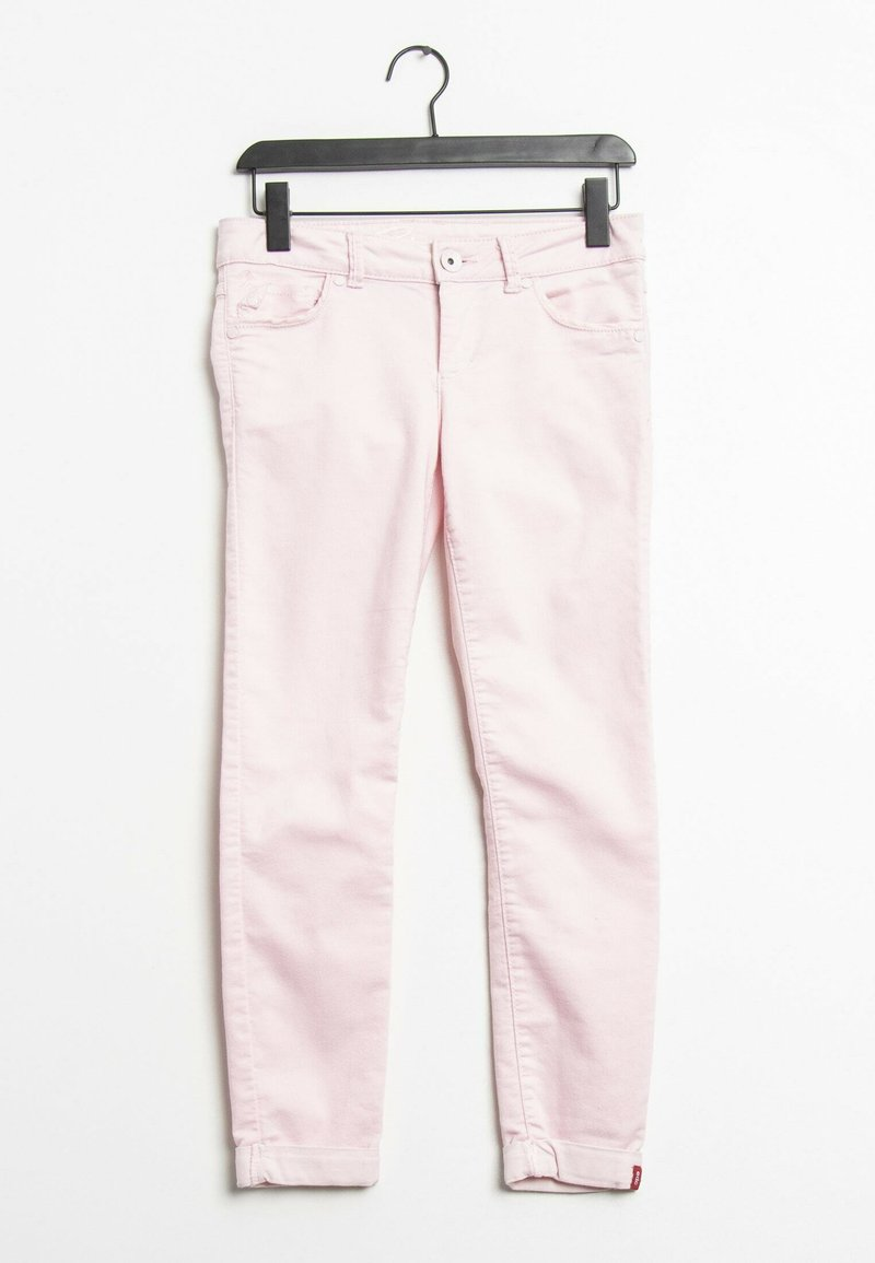 edc by Esprit - Straight leg jeans - pink
