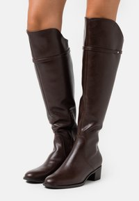 Anna Field - Over-the-knee boots - dark brown - 0