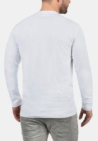 Solid - BEDA - Long sleeved top - white - 1