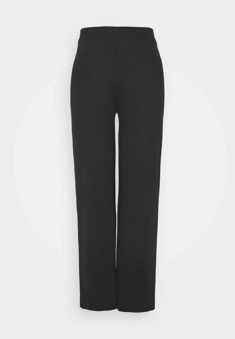 ONLY Petite - ONLFEVER WIDE PANTS - Bukse - black