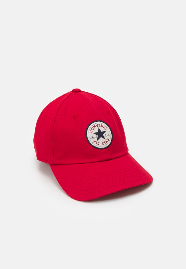 TIPOFF CHUCK BASEBALL UNISEX - Cap - university red