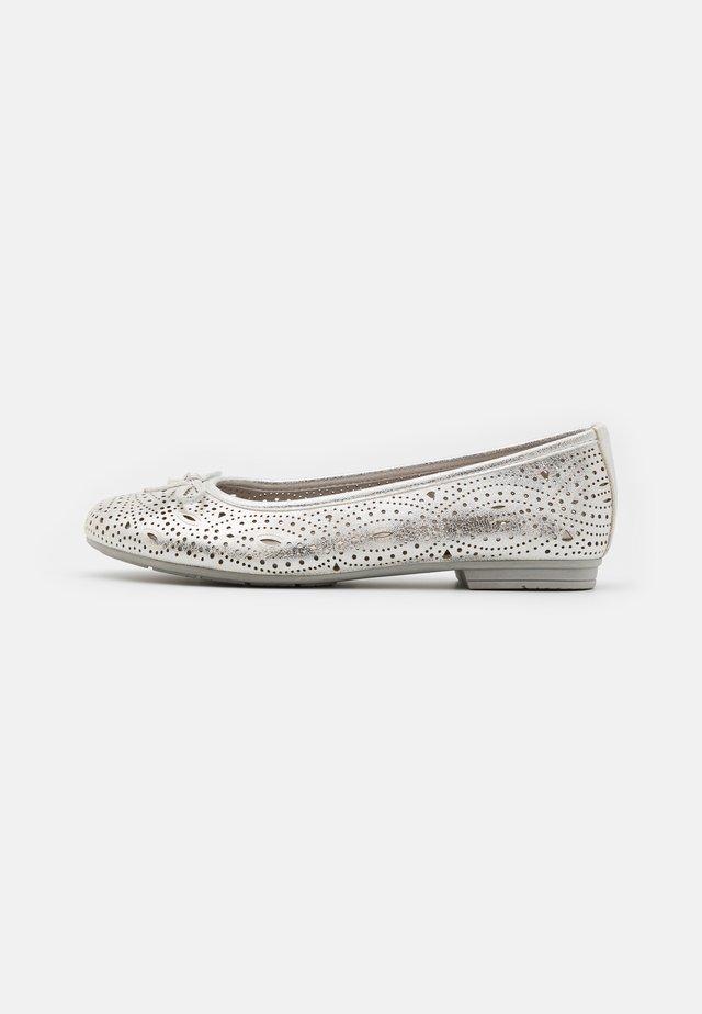 Ballerine - silver