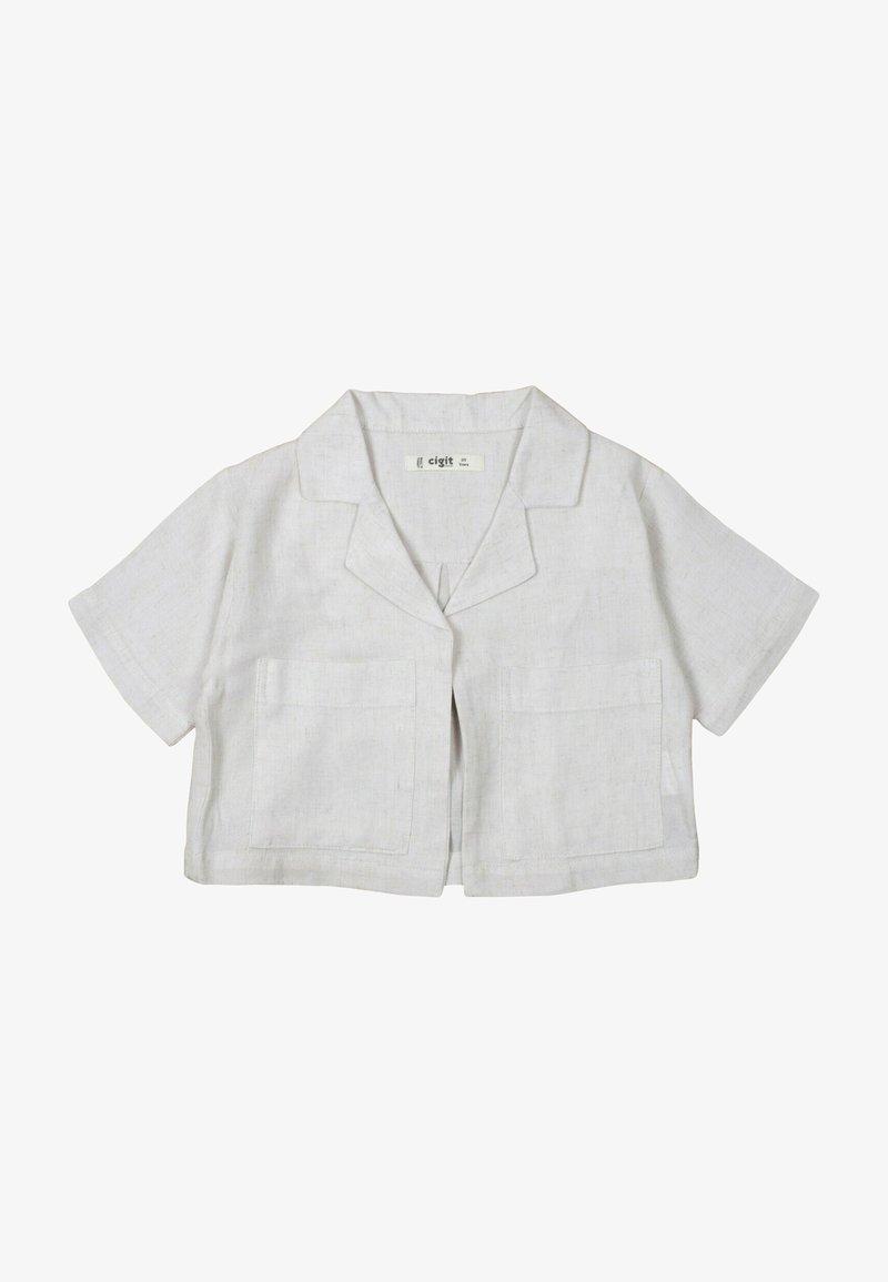 Cigit - Summer jacket - stone