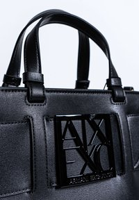 Armani Exchange - Kabelka - black - 3