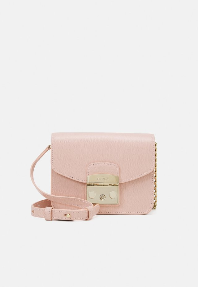 METROPOLIS MINI CROSSBODY - Sac bandoulière - candy rose