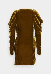 Vivienne Westwood - VIRGINIA MINI DRESS - Cocktail dress / Party dress - gold - 1